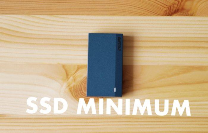 Buffalo SSD MINIMUM PSM250US