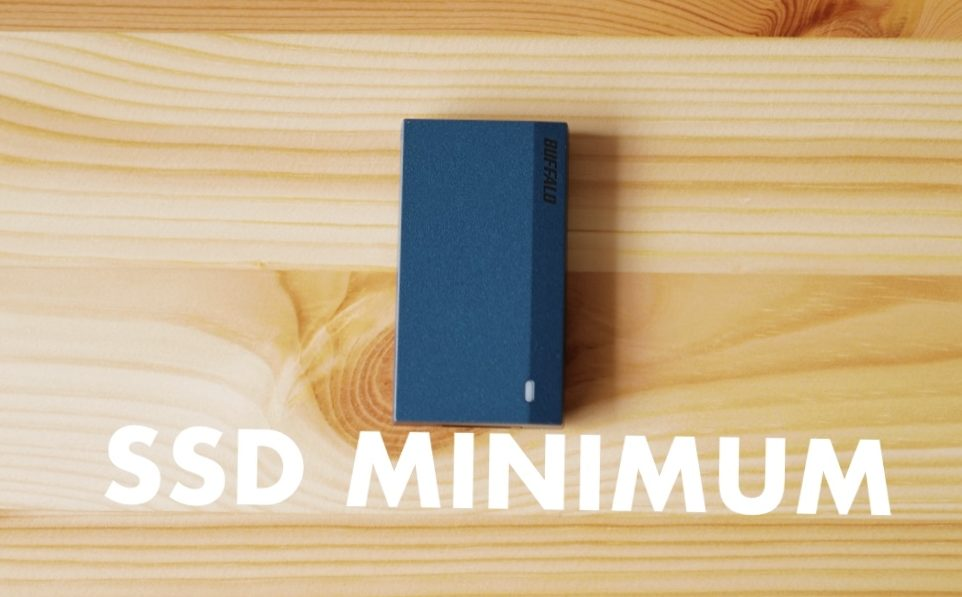 Buffalo SSD MINIMUM PSM250US