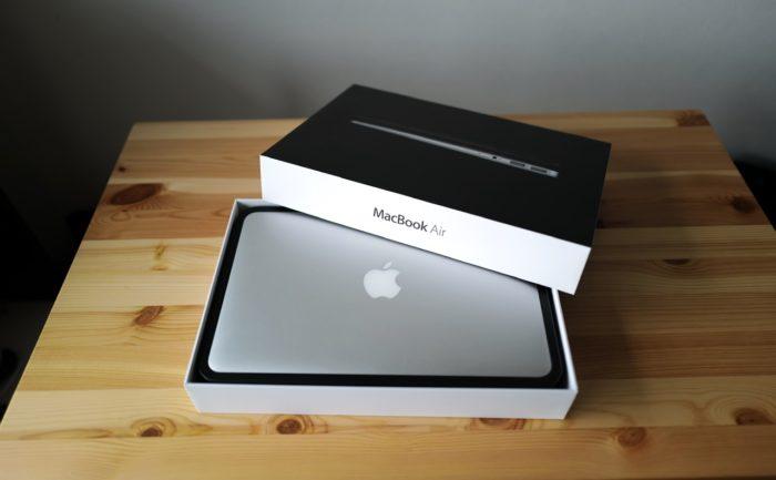 Good bye MacBook Air Mid 2011