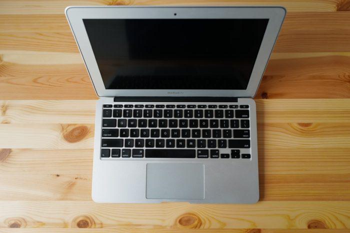 MacBook Air 2011 keyboard