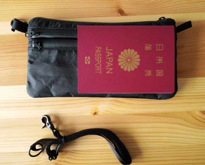 Travel wallet パスポート