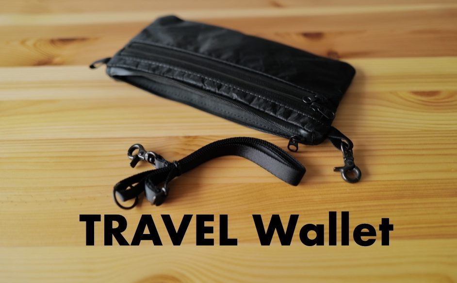 THIS IS NOT A STORE Travel wallet