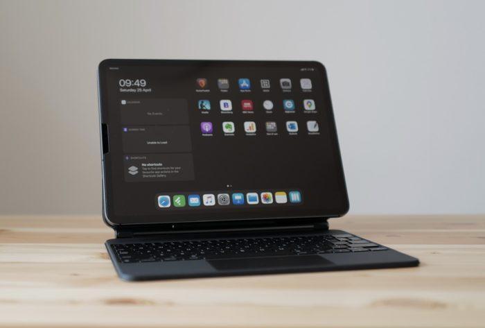 iPad ProとMagic Keyboard