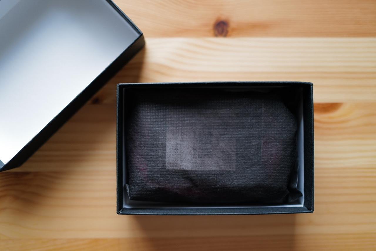 アルティザン&アーティストの箱を開ける