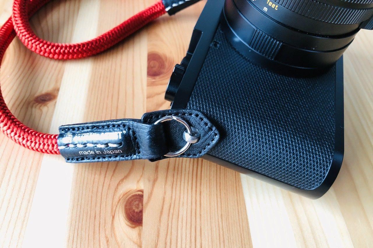 リングカバー アルティザン&アーティスト ストラップ Leica Q2