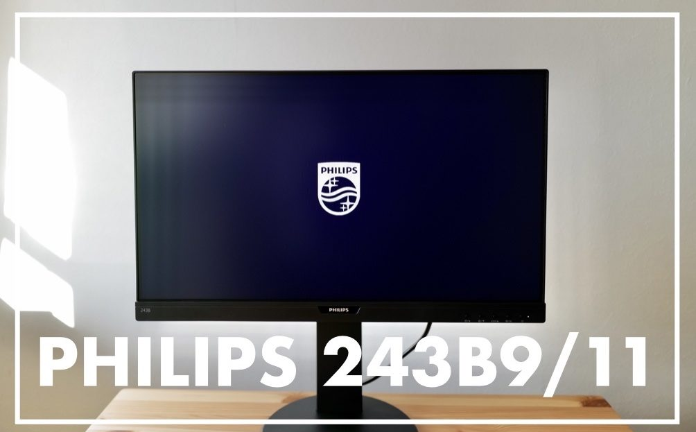 PHILIPS 243B9/11 eyecatch