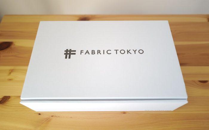 Fabric Tokyo シャツ 箱