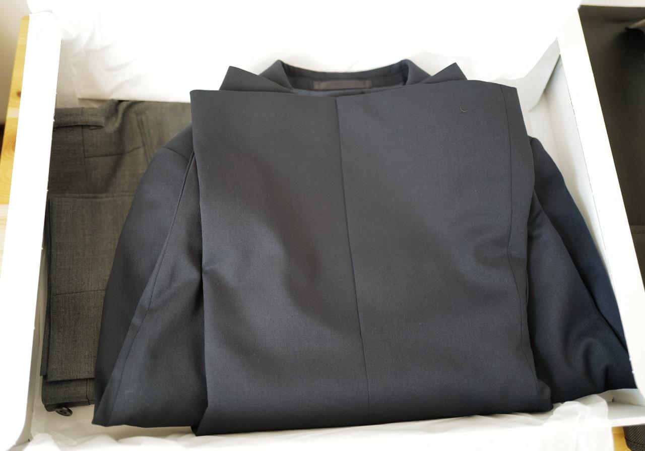 Fabric tokyo オーダーメードスーツ