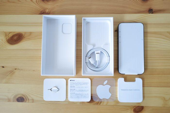 iPhone 12 mini 同梱物 全て