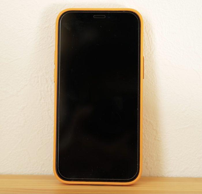 iPhone 12 mini elecom film