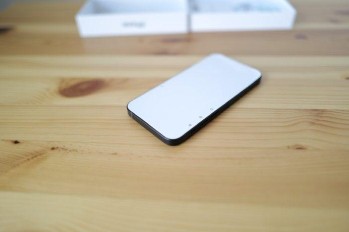 iPhone 12 mini 本体 シール