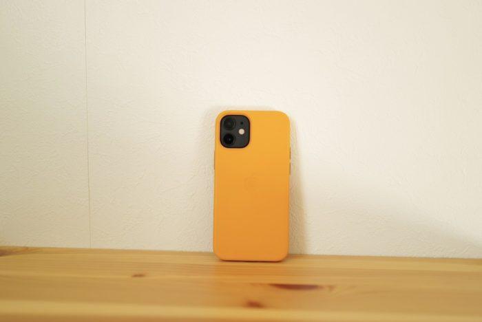 iPhone 12 mini ケース 裏