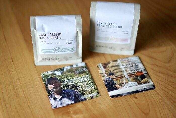 Seven seeds espresso blend