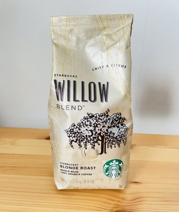 Starbucks Blonde roast コーヒー豆