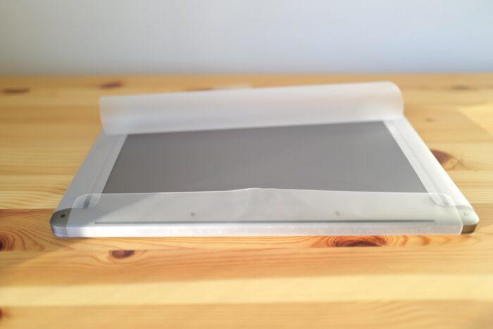 M1 MacBook Air ペリペリ