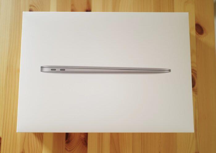 M1 MacBook Air 箱