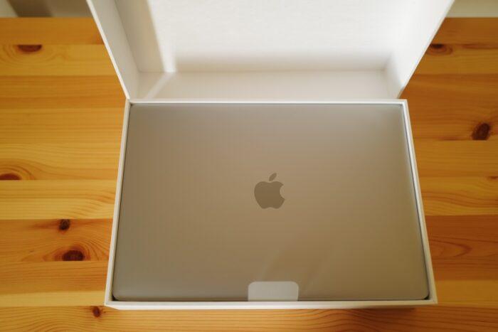 M1 MacBook Air 開封