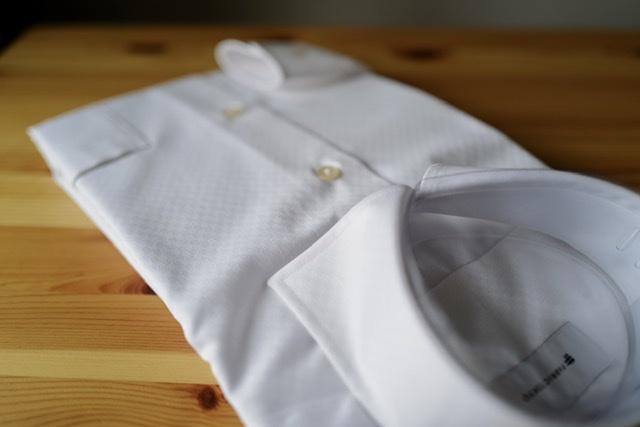 Fabric Tokyo 白シャツ