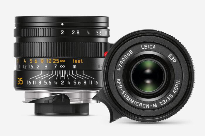 Leica公式 アポ・ズミクロン m-35mm