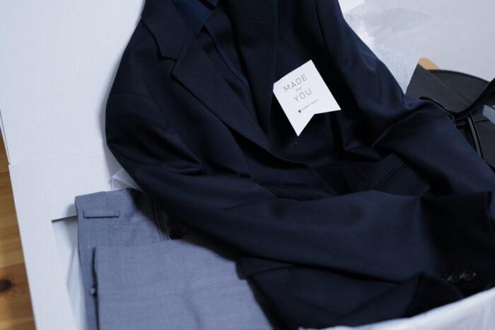 夏用 Fabric Tokyo スーツ