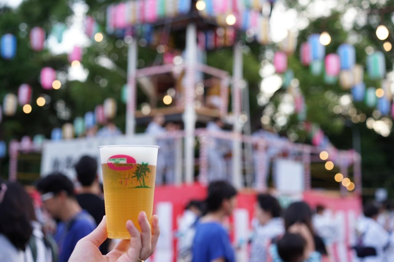 ビール お祭り