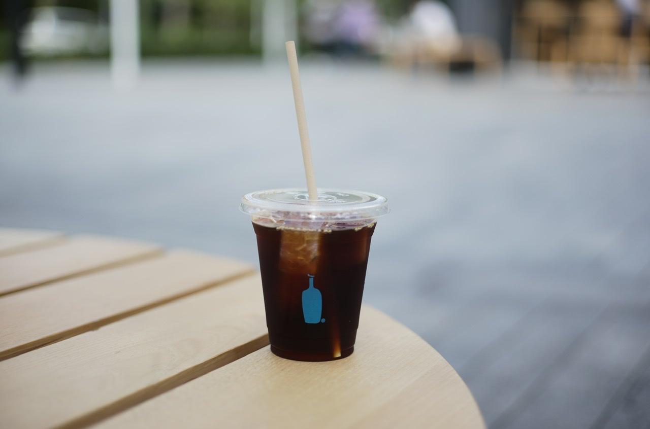 ブルーボトルコーヒー blue bottle coffee